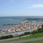 Lyme Regis 5 minute drive from our B&B