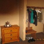 closet and second dresser