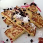huckleberry Crepes