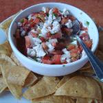  Fish ceviche