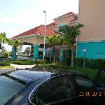 Foto van Holiday Inn Express Hotel and Suites Orlando-Lake Buena Vista East