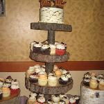  cake tower