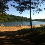 Foto de Sleeping Fawn Resort & Campground