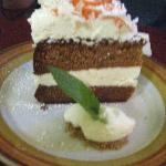  Mmmmmm carrot cake!  The non-fattening kind (wink)