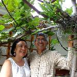  Fanny and Rodrigo owners of Hostal Macaw