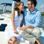  Sailboat Nuptials