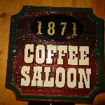 The Coffee Saloon served more than coffee!