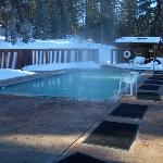 Sierra Hot Springs Resort & Retreat Center resmi