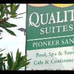 Welcome to Quality Suites Pioneer Sands