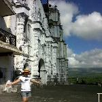 Me and Daraga Church