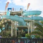 Splash Down Water Park Goodrington.