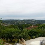 View from Grounds onto Sarlat