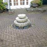 Recycled mill stones?