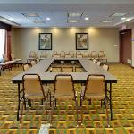 Host a business meeting or social event at the flexible meeting space of our Fresno hotel.