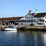 The Waterfront Restaurant & Main House