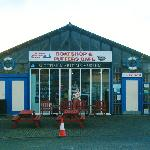 The Boatshop and Puffer Cafe