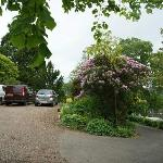 Private and secure parking is available for all our guests