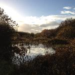 Beautiful December day at Kenfig