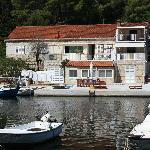 View of Korcula Waterfront
