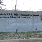 Corinth Civil War Interpretive Center