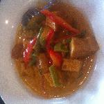 Penang Curry with tofu