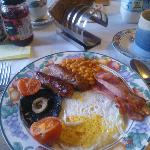 English Brekky - delish!