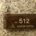  room key