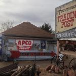 Don't miss the Tucumcari Trading Post on Route 66