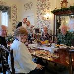  Breakfast at Rosehill