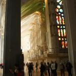 Magnificent Sagrada Familia is just 5 mins walk....