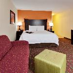 Relax in our trendy guest rooms.