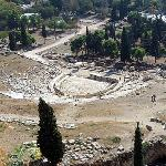 Theater of Dionysos (Theatro Dionyssou)