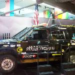  Strom Chaser Vehicle