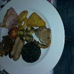 yummy mixed grill