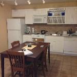 Two Bedroom Deluxe -- Kitchen/Dining Area