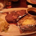  Prime Rib Dinner, Loved It! 12/5/2012 Visit...