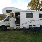  our cruisin tasmania campervan