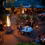 The Talisman Patio - real Africa feel