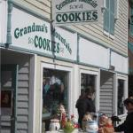 Grandma's Mountain Cookies