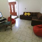 PC, Library & Living Room