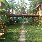Photo de Goa'n Cafe and Resort