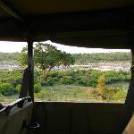 game drive along river-see big 5 plus more