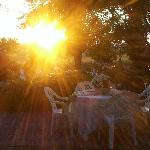 Gorgeous Sunsets at the Yellow Turtle Inn Bed and Brunch
