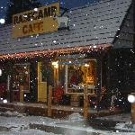 Base Camp Cafe- Night of lIghts