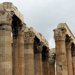Temple of Olympian Zeus (Stiles Olymbiou Dios / Olymbion)