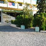  Ingresso principale hotel Matina