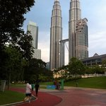 Taman KLCC (Kuala Lumpur City Centre Park)