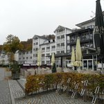  Grand Hotel von Promenade aus