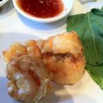  Shrimps in Tempura