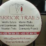 Warrior Trails!